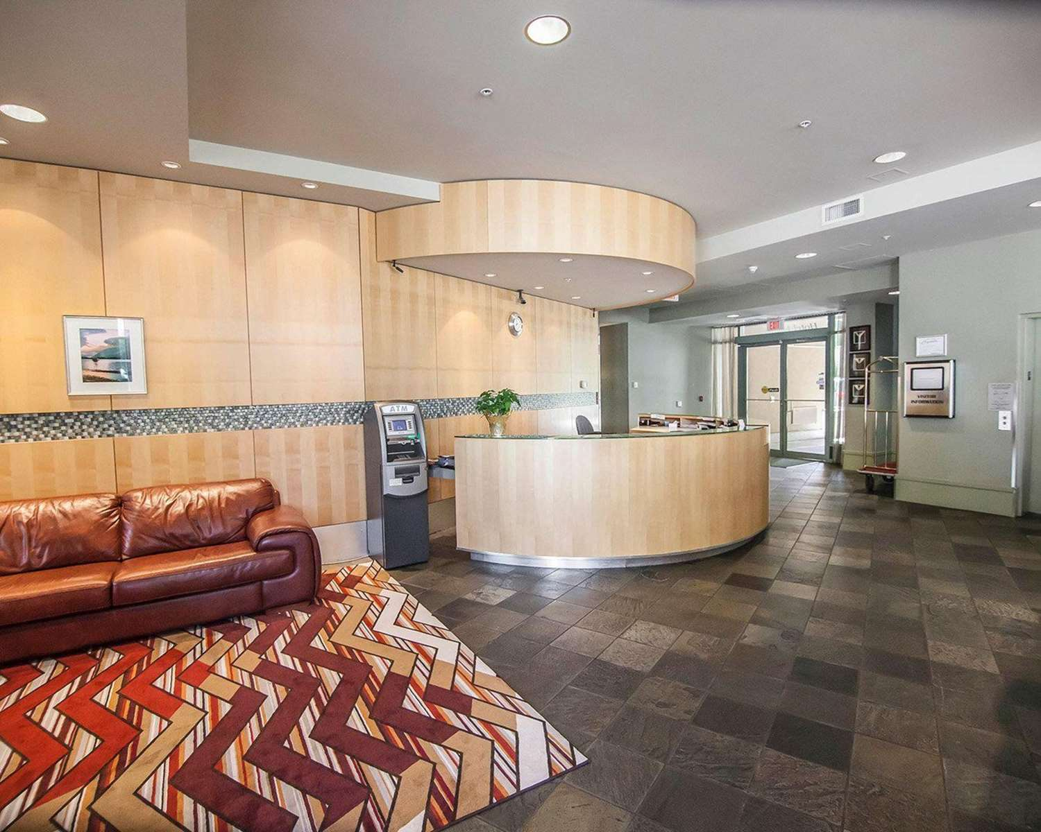 Lobby - Quality Hotel Vancouver Airport South Richmond