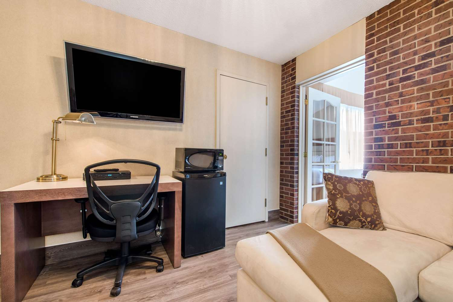 Suite - Quality Inn & Suites Gatineau