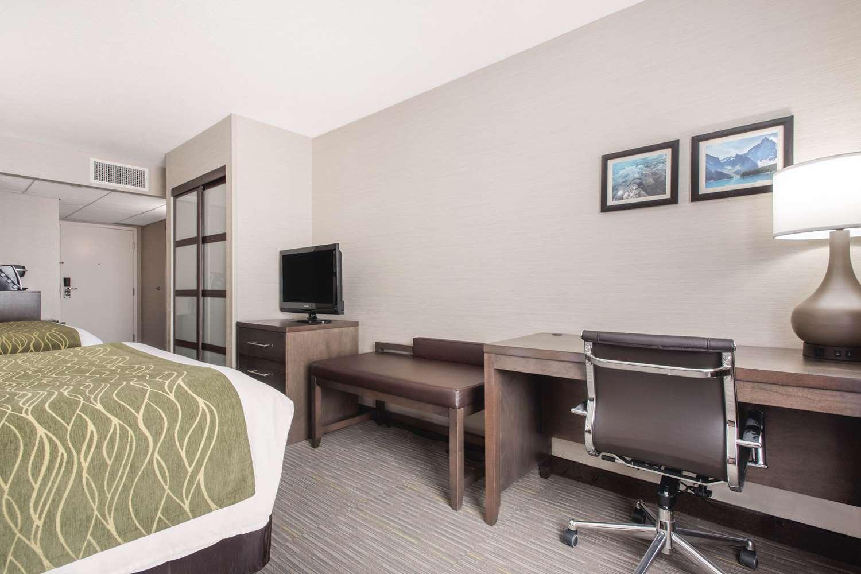 Room - Comfort Inn & Suites Red Deer