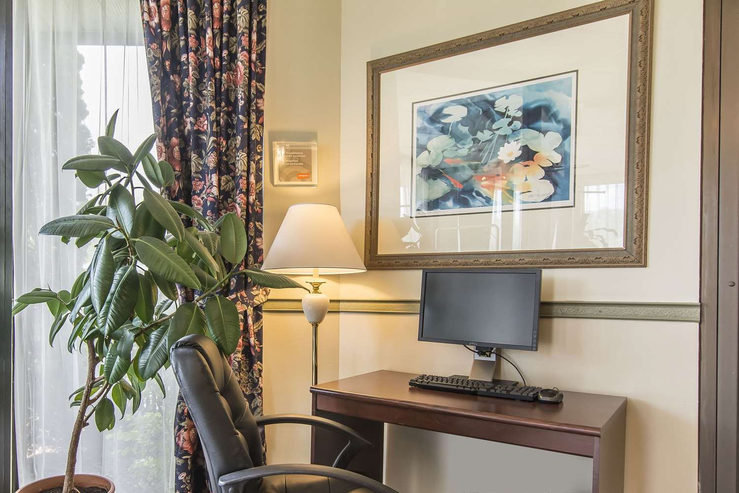 Conference Area - Quality Hotel & Suites Sherbrooke