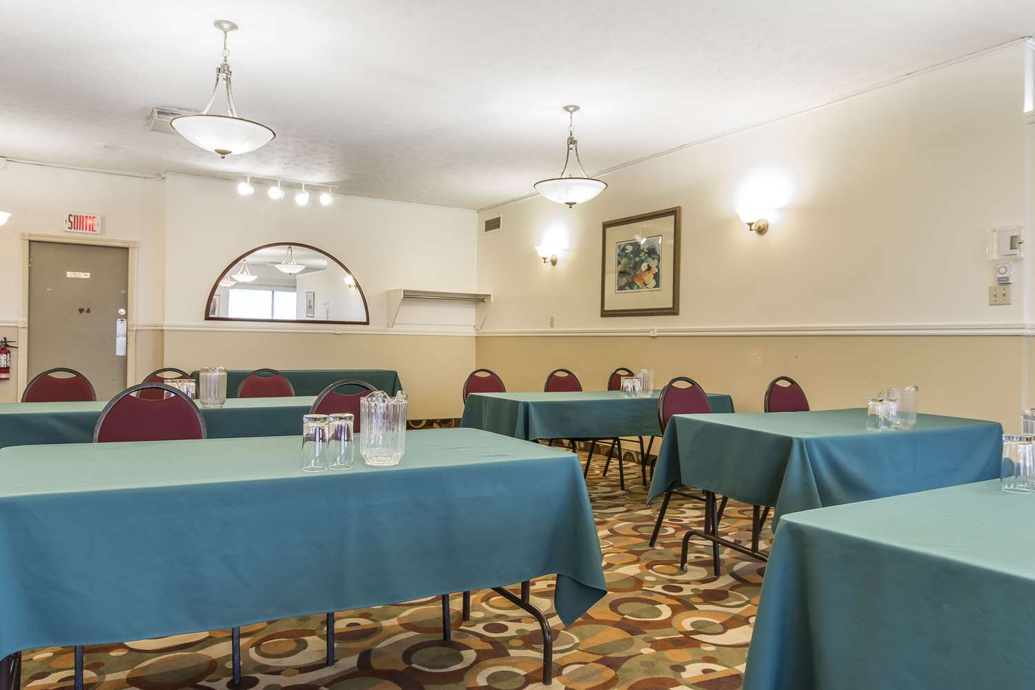 Meeting Facilities - Quality Hotel & Suites Sherbrooke