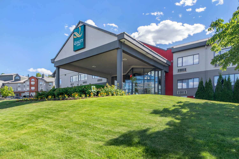 Exterior view - Quality Inn Kamloops