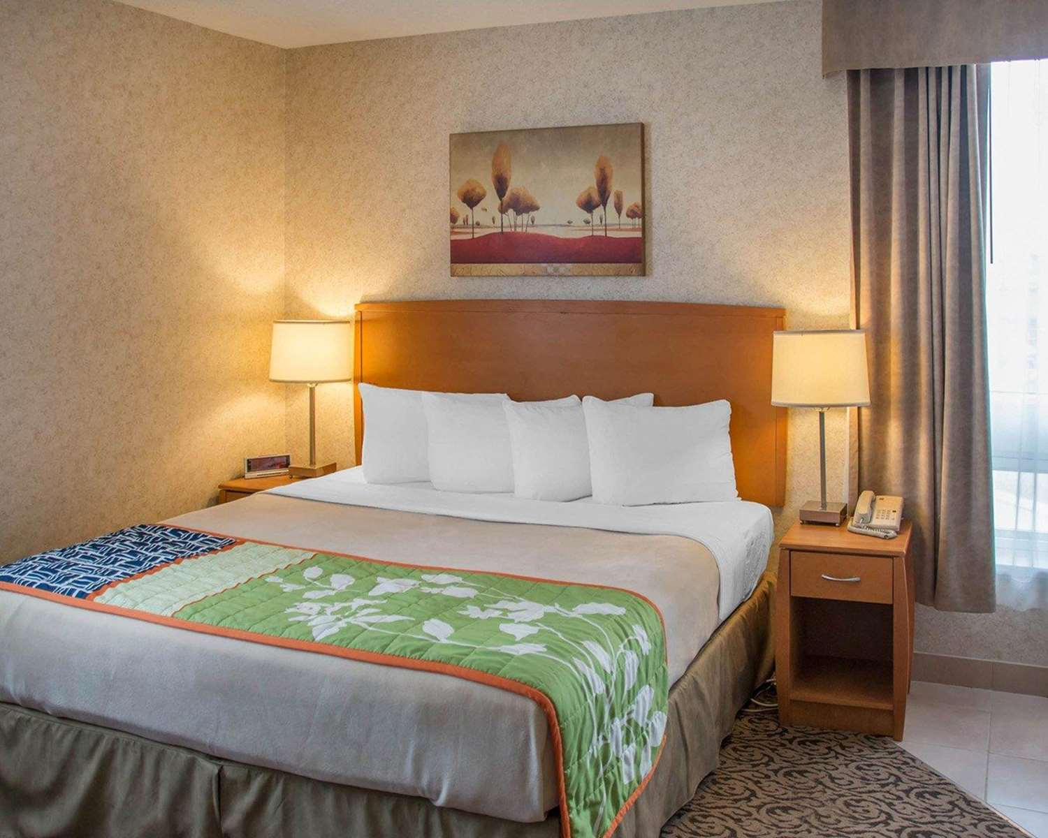 Room - Quality Inn Winnipeg