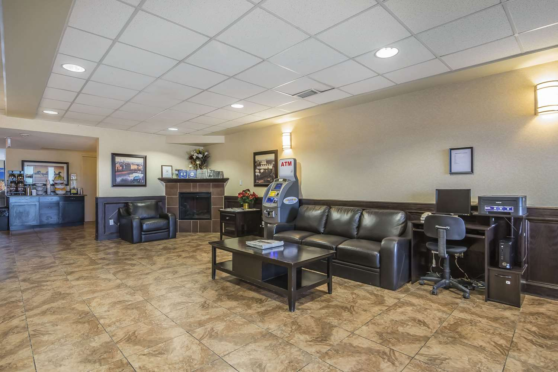 Lobby - Comfort Inn & Suites Edson
