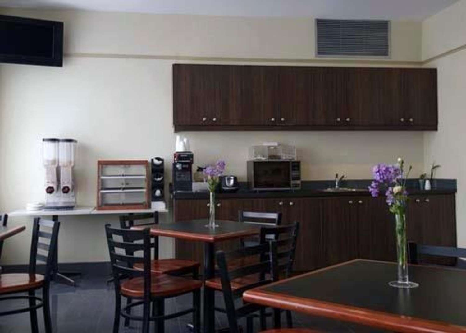 Restaurant - Econo Lodge City Centre Kingston