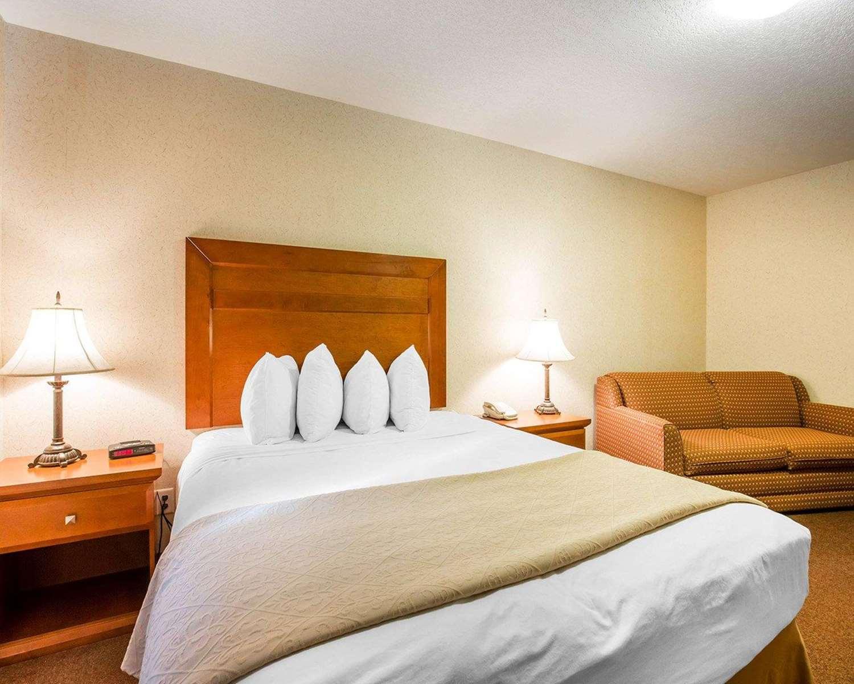 Room - Quality Inn & Suites Lethbridge