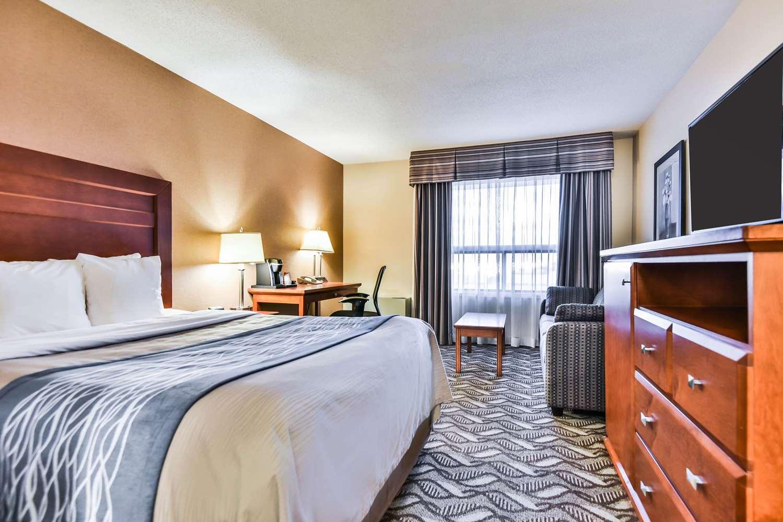 Room - Comfort Inn & Suites Ambassador Bridge Windsor