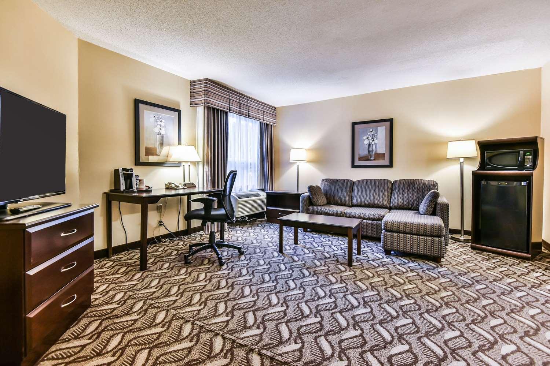 Suite - Comfort Inn & Suites Ambassador Bridge Windsor