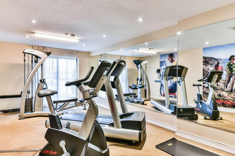 Fitness/ Exercise Room - Comfort Inn & Suites Ambassador Bridge Windsor