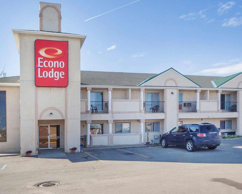 Exterior view - Econo Lodge Edson