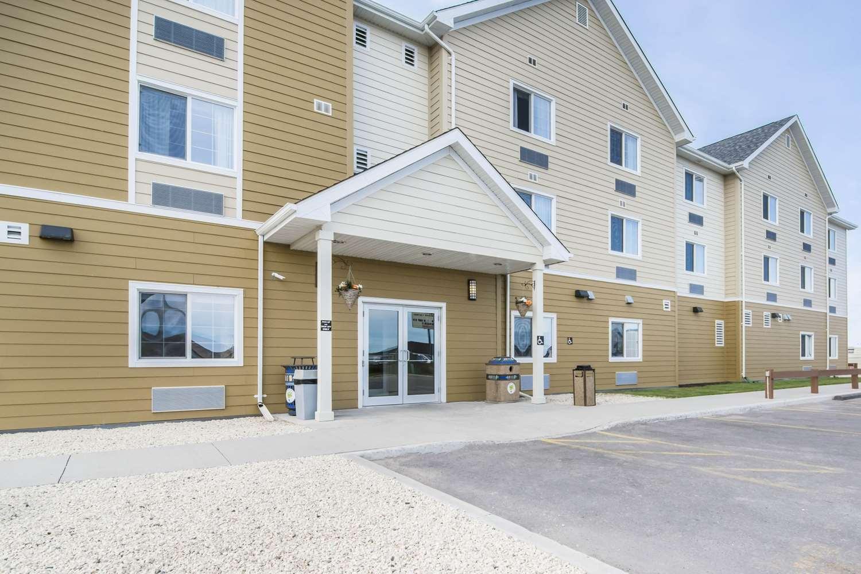 Exterior view - Quality Inn & Suites Thompson