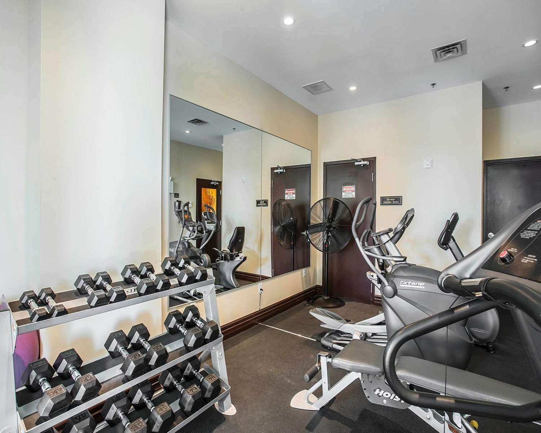 Fitness/ Exercise Room - Comfort Hotel Halifax