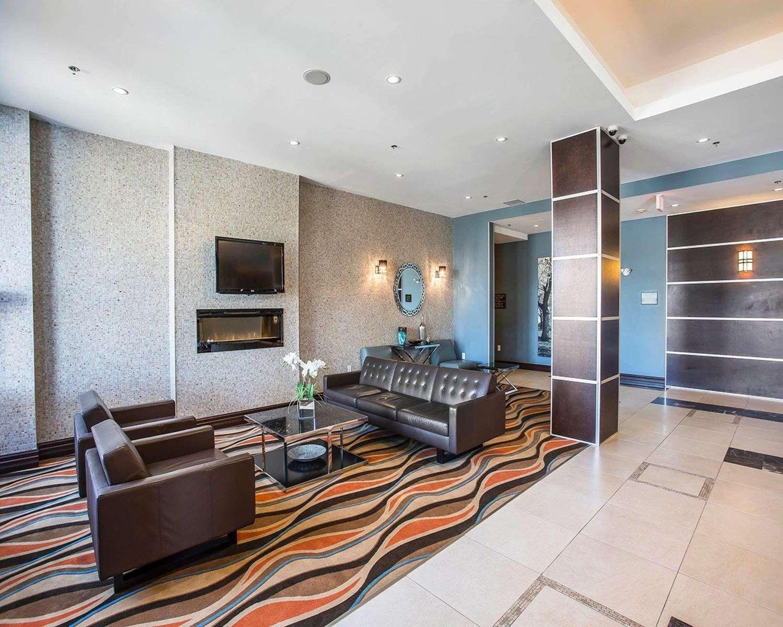 Lobby - Comfort Hotel Halifax