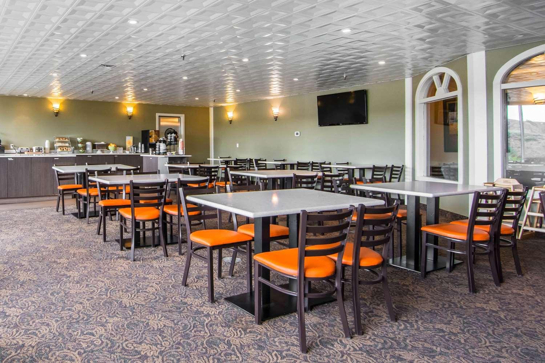 Restaurant - Quality Hotel Drumheller