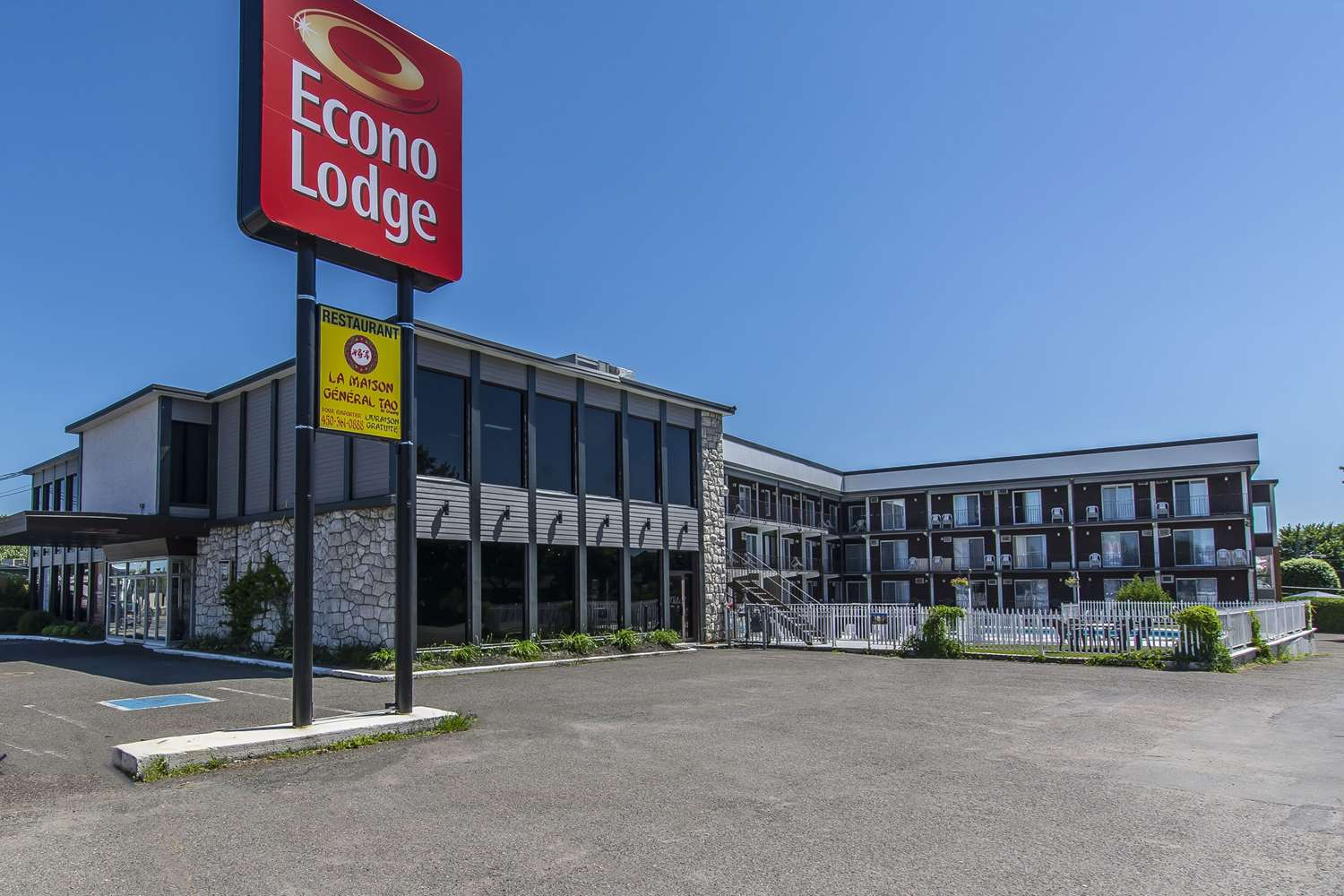 Exterior view - Econo Lodge Granby