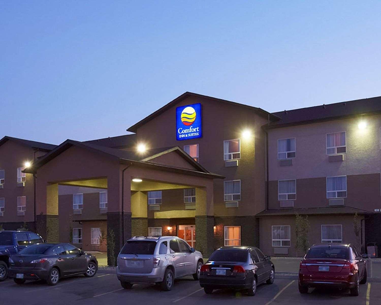 Exterior view - Comfort Inn & Suites Virden