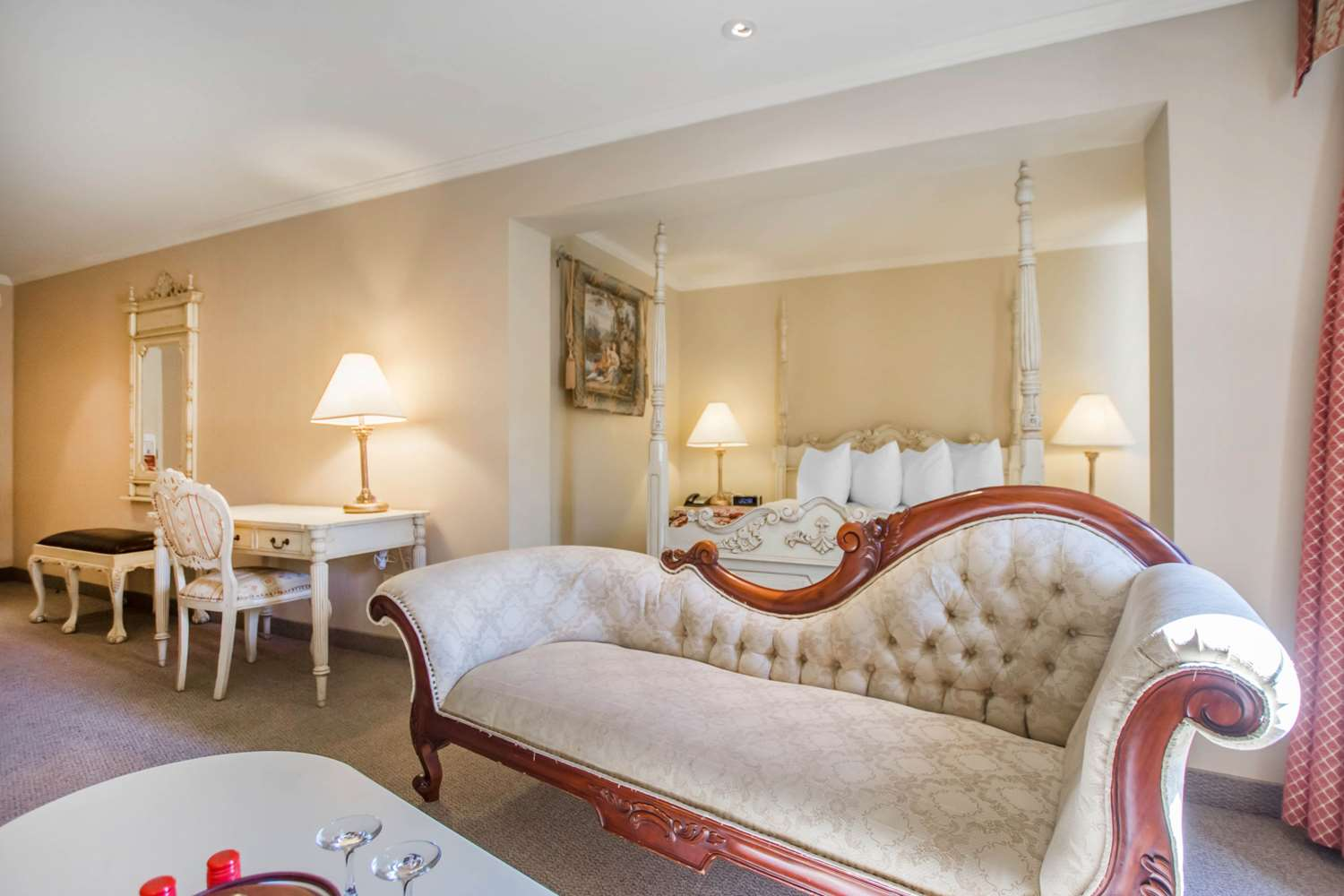 Suite - St Christophe Hotel & Spa Granby
