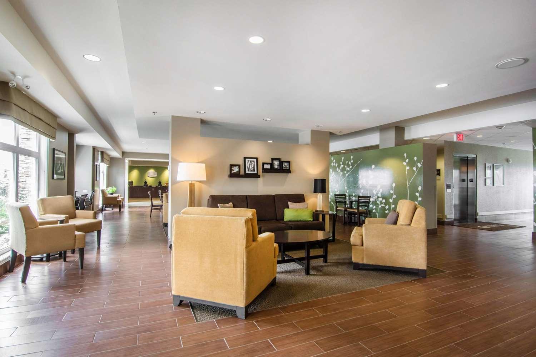 Lobby - Sleep Inn Emerald Park