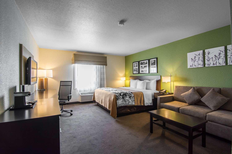 Room - Sleep Inn Emerald Park