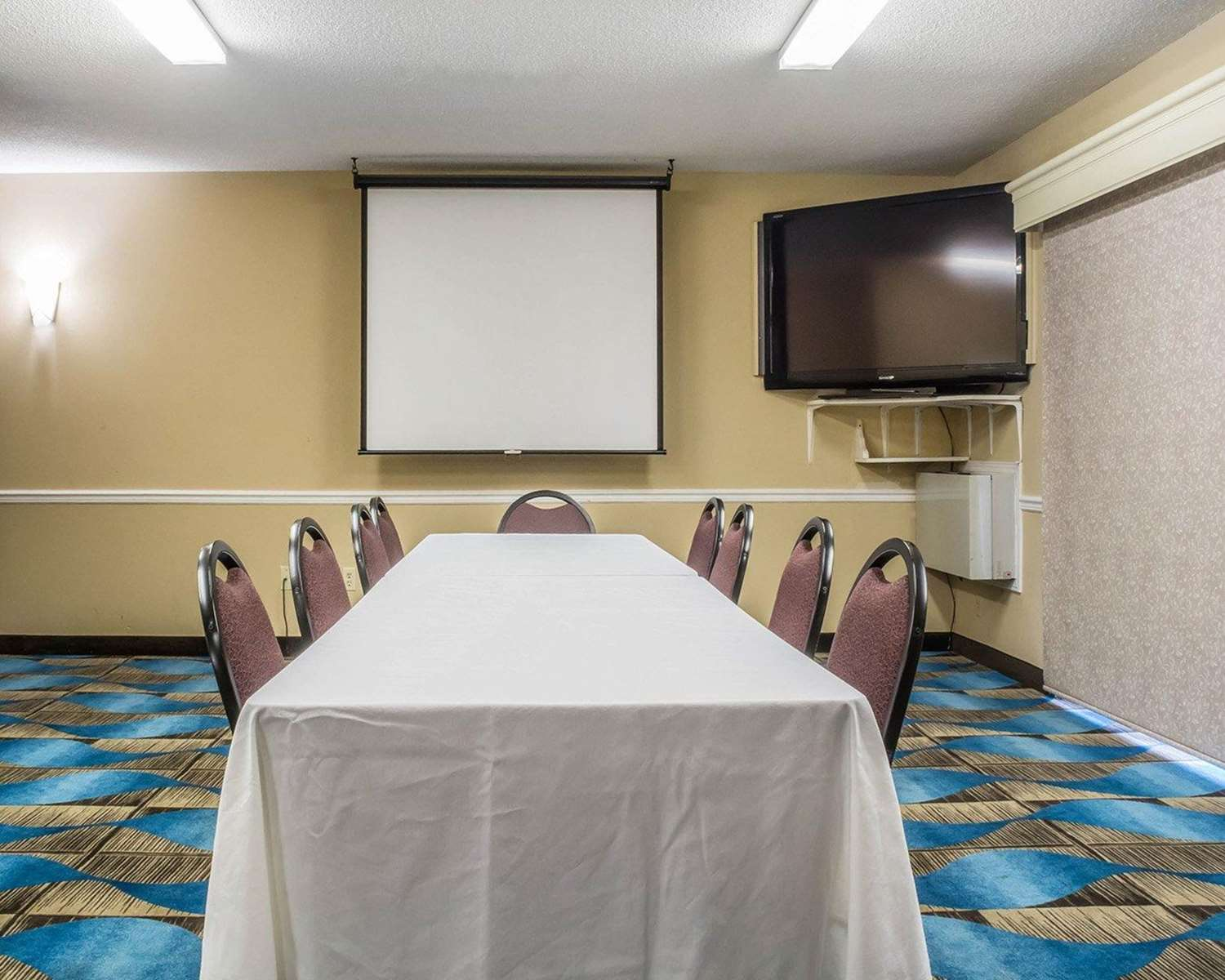 Meeting Facilities - Quality Inn Barrie