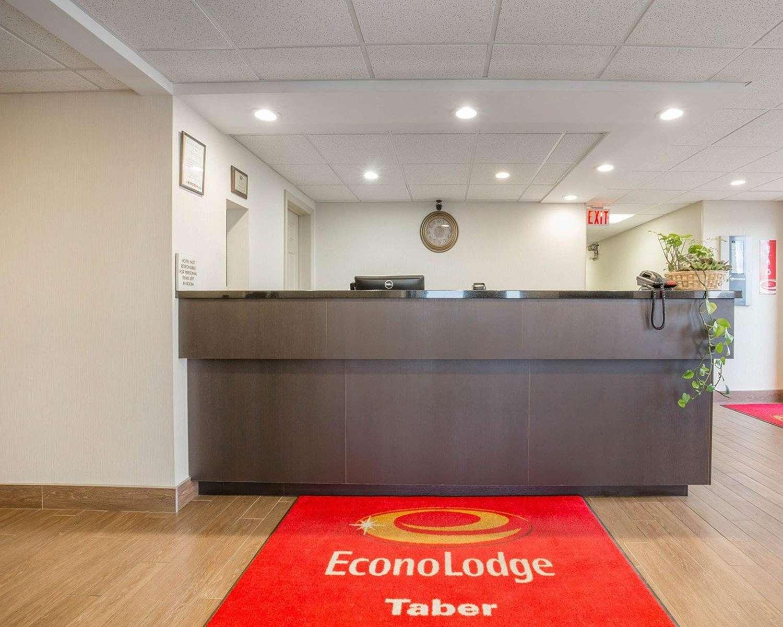 Lobby - Econo Lodge Taber