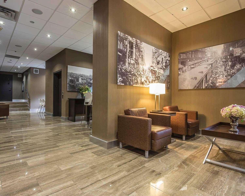 Lobby - Saint James Hotel Toronto