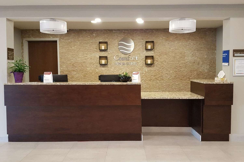 Lobby - Comfort Inn & Suites Terrace
