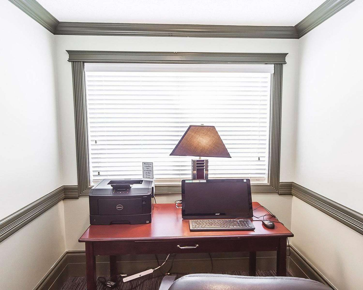 Conference Area - Quality Inn & Suites Hinton