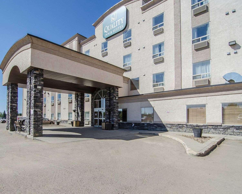 Exterior view - Quality Inn & Suites Grande Prairie