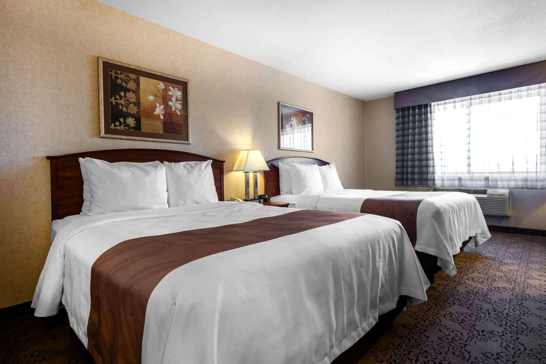Room - Quality Inn Burlington