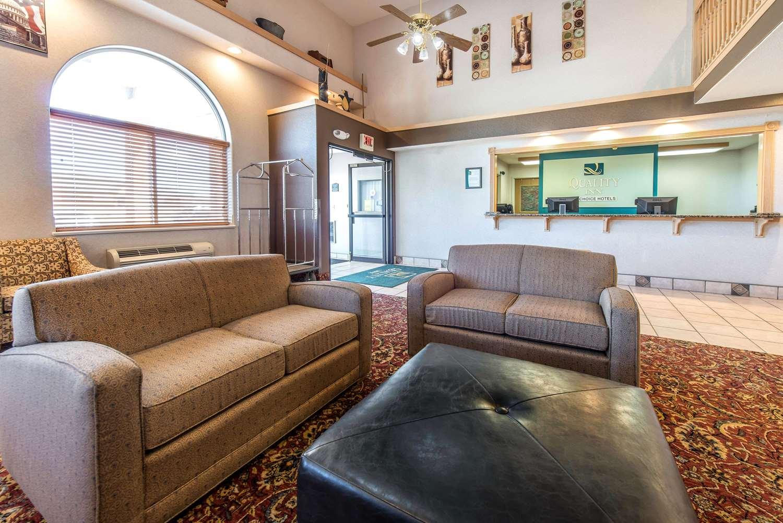 Lobby - Quality Inn Burlington