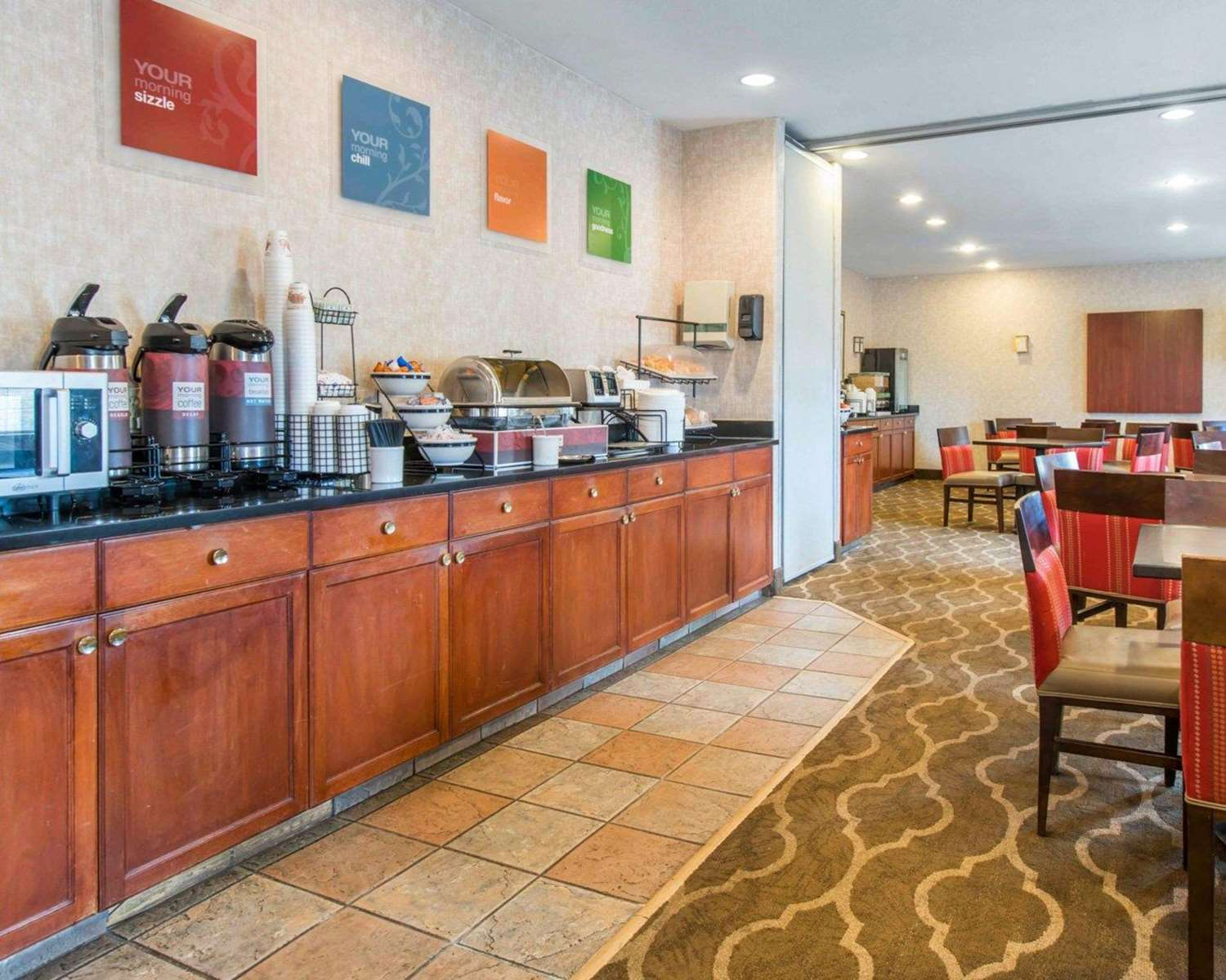 Restaurant - Comfort Inn North Colorado Springs