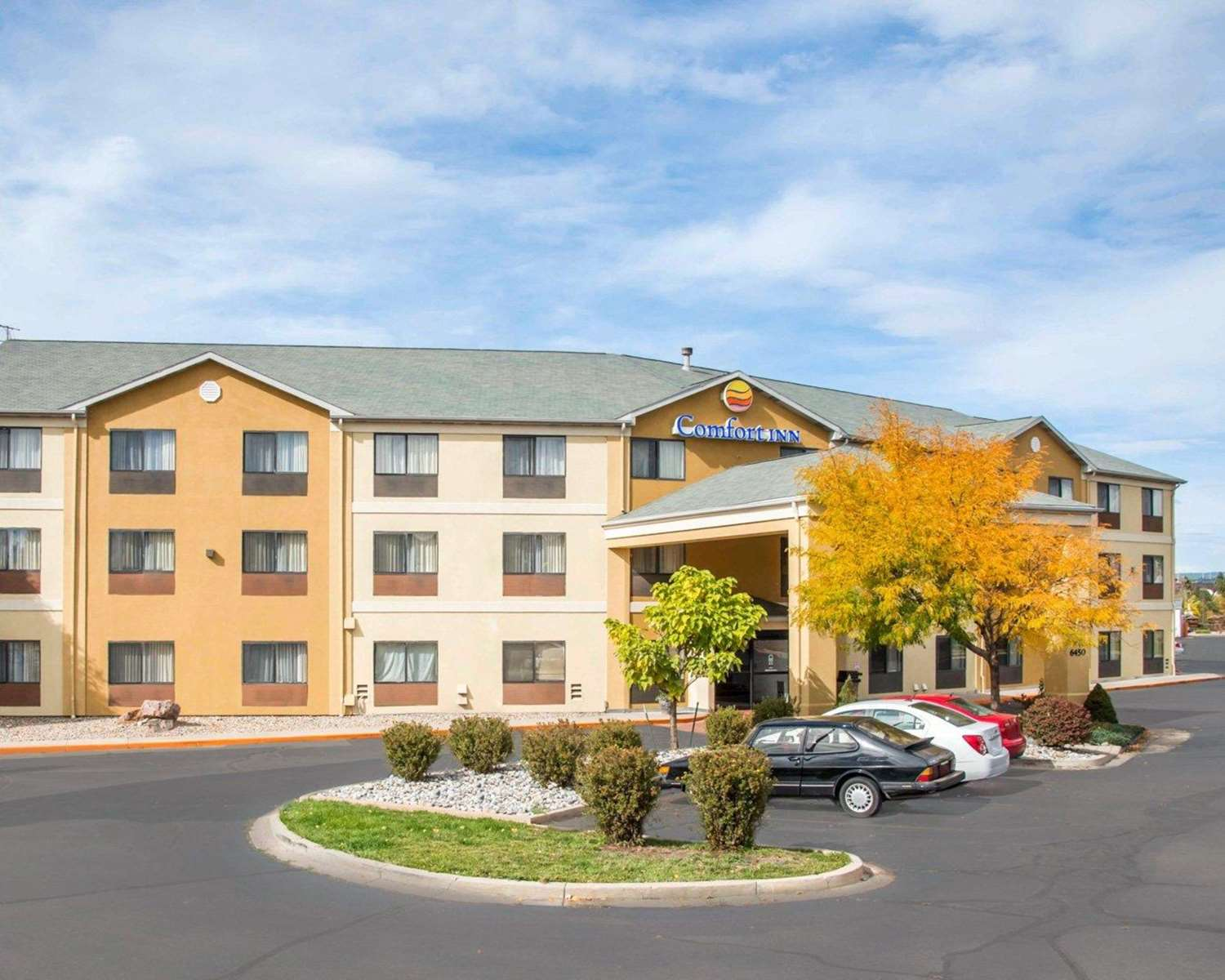 Exterior view - Comfort Inn North Colorado Springs