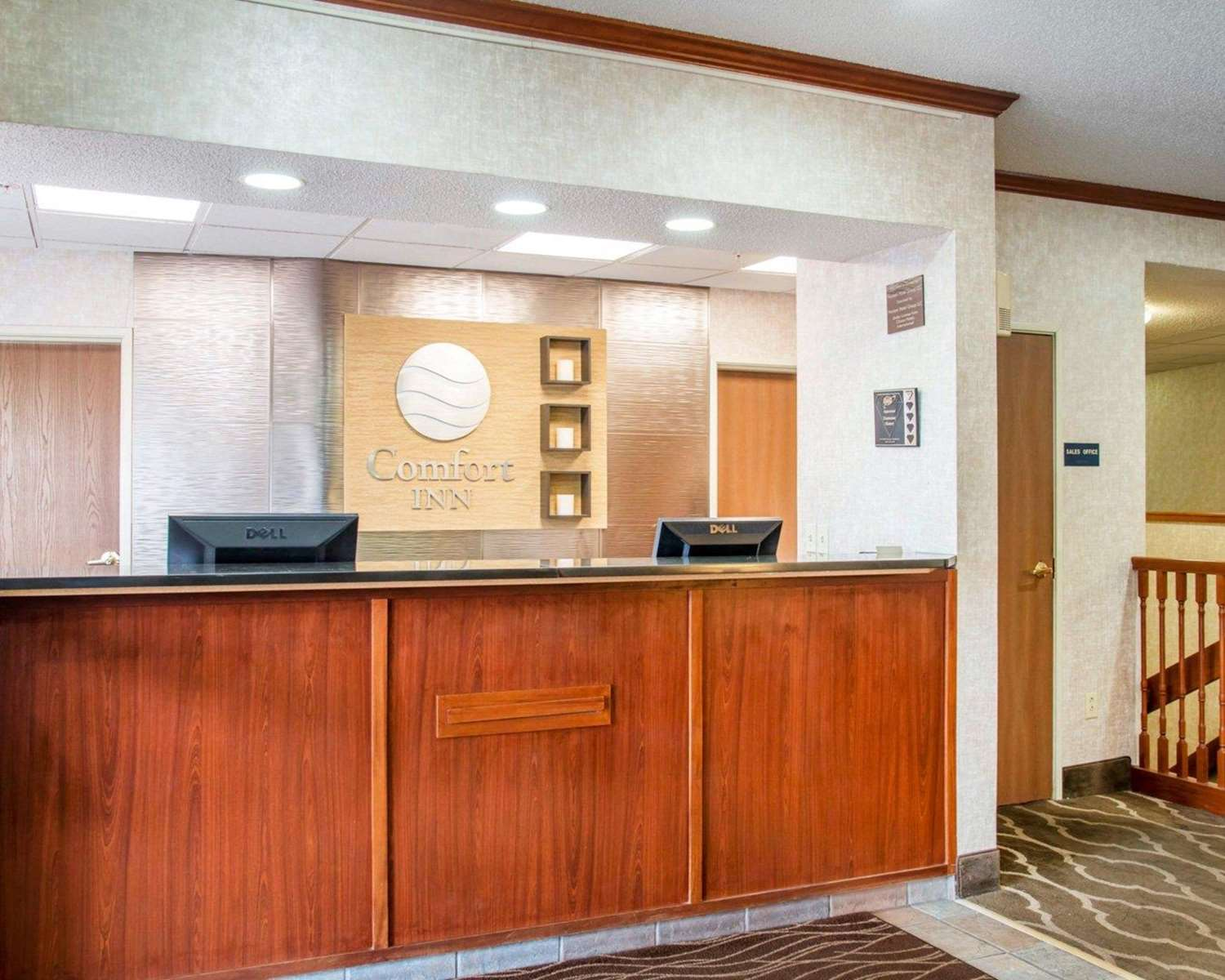 Lobby - Comfort Inn North Colorado Springs
