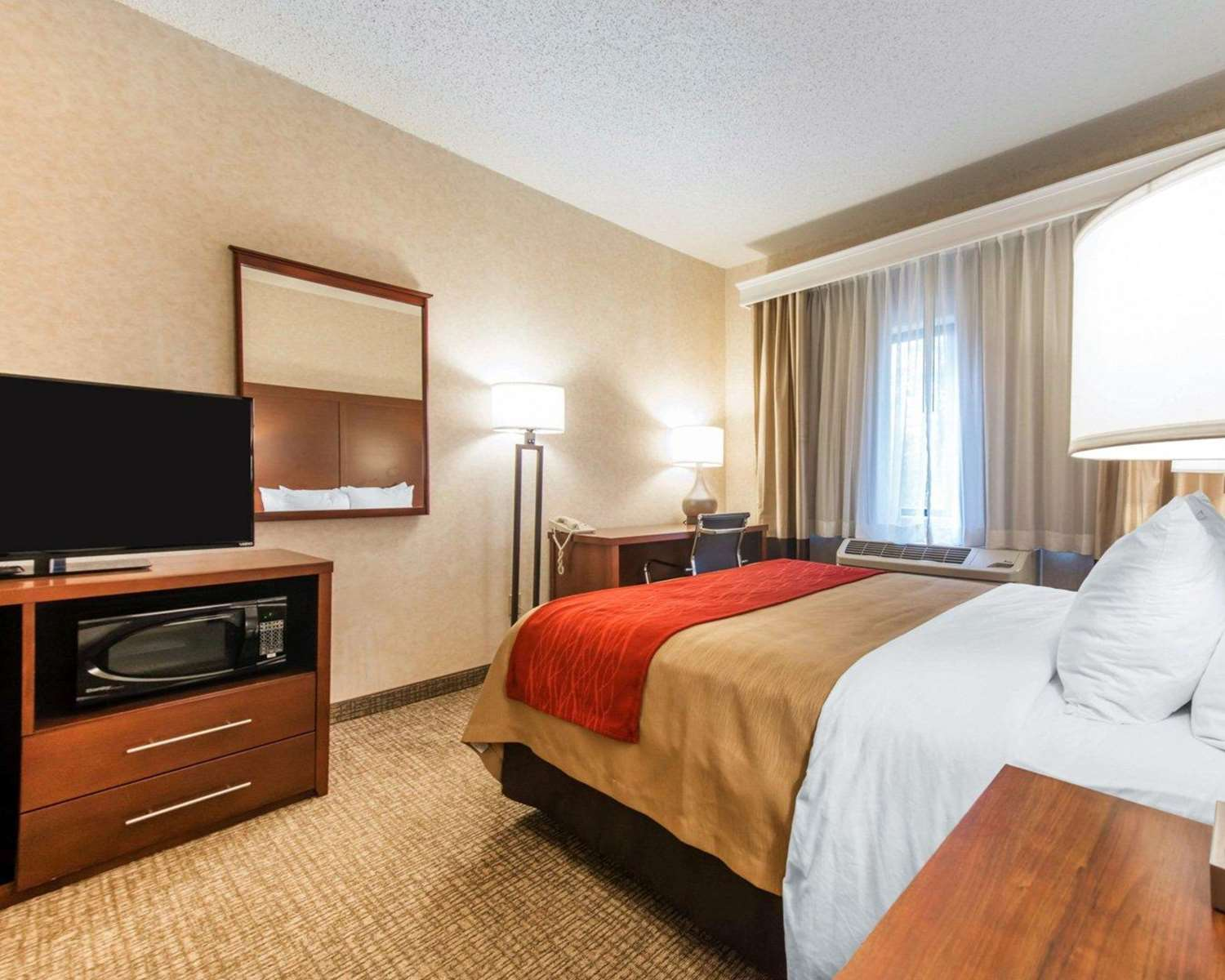 Suite - Comfort Inn North Colorado Springs