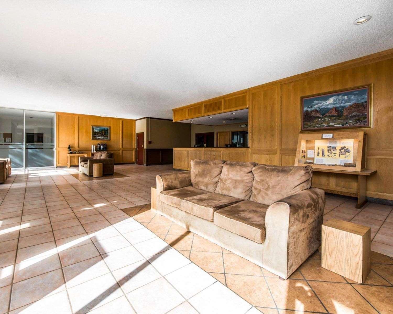 Lobby - Quality Inn Suites Canon City