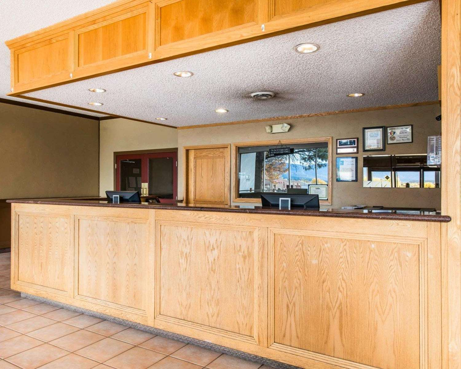 Lobby - Quality Inn Suites Canon City