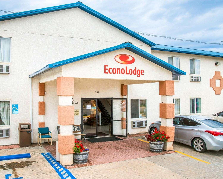 Exterior view - Econo Lodge Canon City