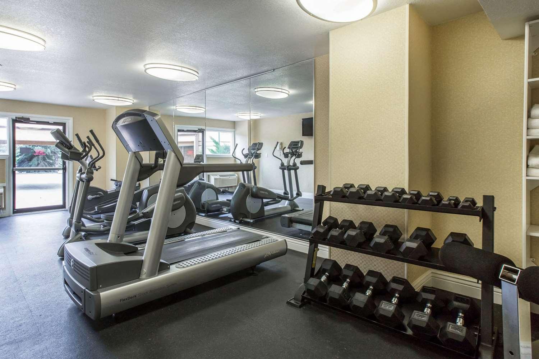 Fitness/ Exercise Room - Comfort Inn Avon