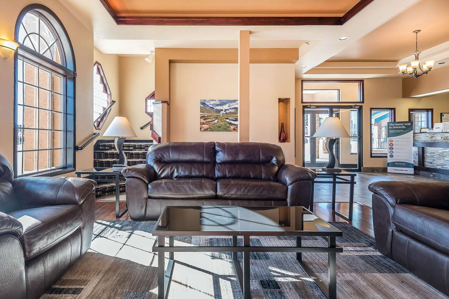 Lobby - Quality Inn Gunnison