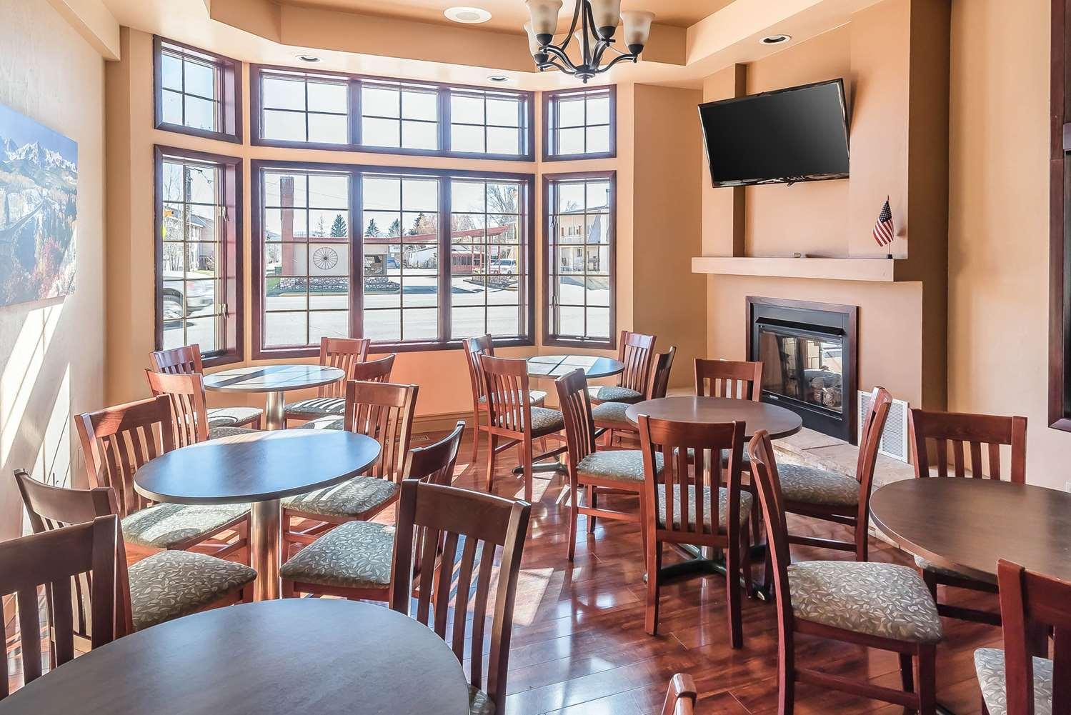 Restaurant - Quality Inn Gunnison
