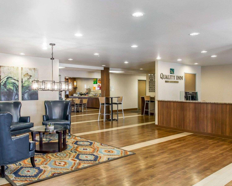 Lobby - Quality Inn Louisville