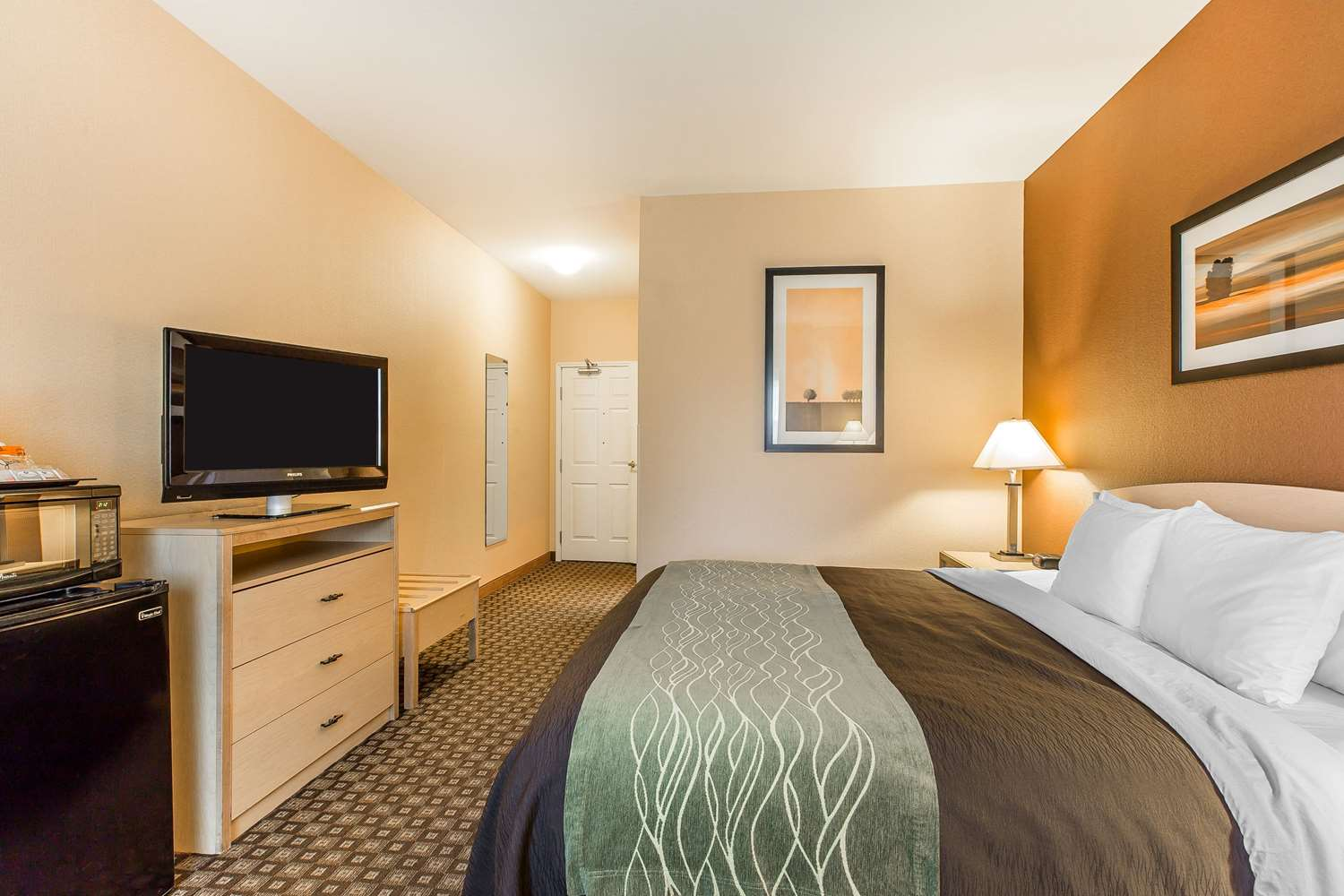 Room - Quality Inn & Suites Loveland