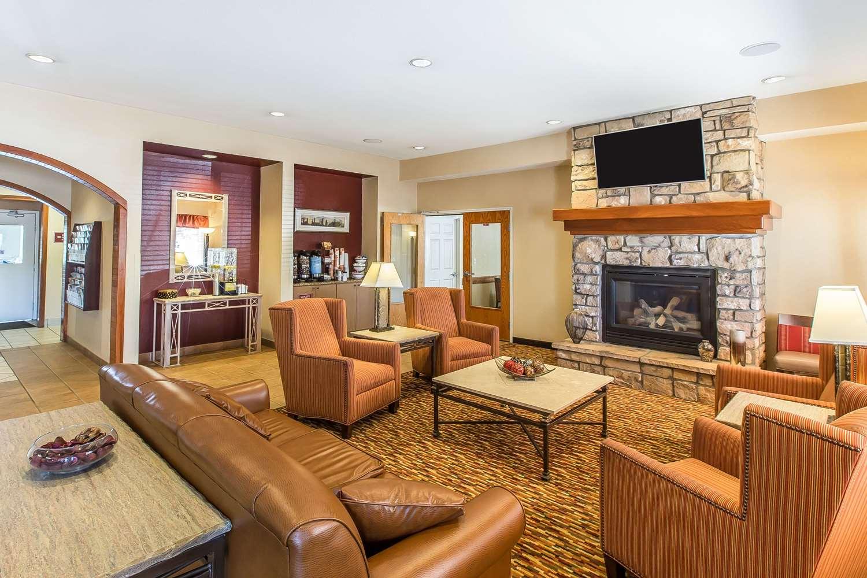 Lobby - Quality Inn & Suites Loveland