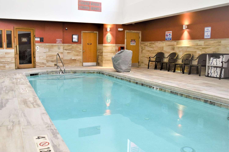 Pool - Comfort Inn & Suites Durango