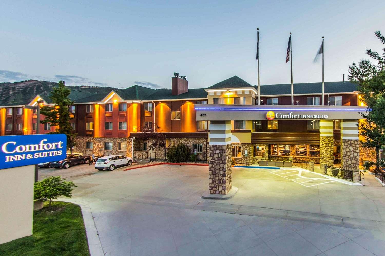 Exterior view - Comfort Inn & Suites Durango