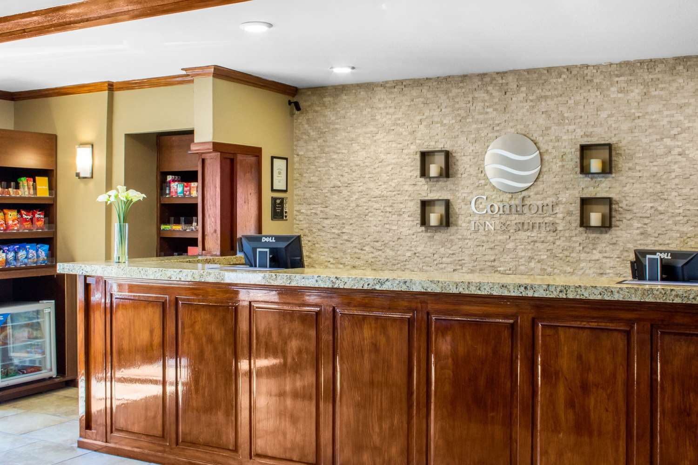 Lobby - Comfort Inn & Suites Durango