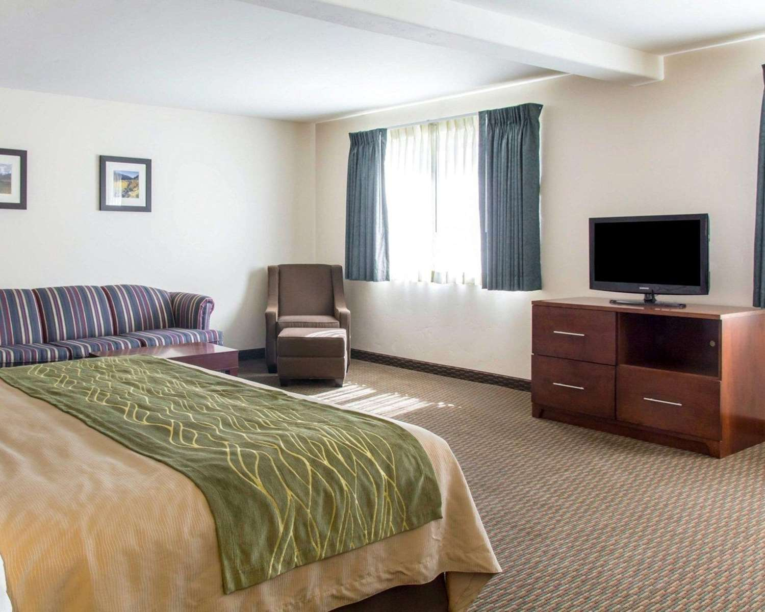 Suite - Comfort Inn Eagle