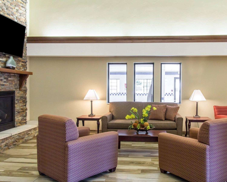 Lobby - Comfort Inn Eagle