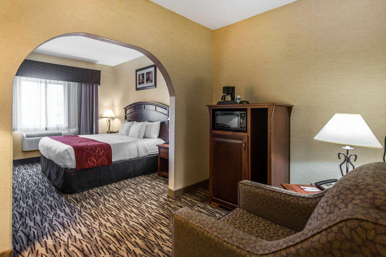 Room - Comfort Suites Golden West on Evergreen Parkway